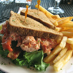 Lobster BLT with Avocado-- AWESOME