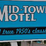 Photo de Mid-Town Motel