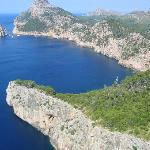  balade vers Cap Formentor