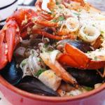 Zuppa Di Pesce - One of the specials