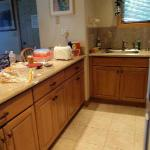 kitchen in Tamarack 19
