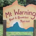 Mt Warning Bed and Breakfast Retreat Foto