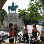 Budapest Bike Breeze - Bike Tours, Wine tastings and Canoe rides