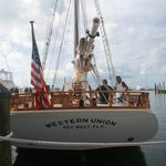 Western Union Schooner