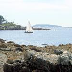 OCEAN POINT COASTLINE - EAST BOOTHBAY