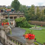 Lovely views of Bath