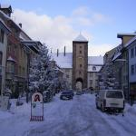  Villingen Innenstadt im Winter