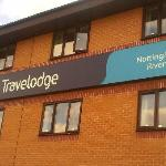  Nottingham Riverside Travelodge