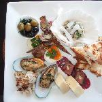 AntiPasto Lunch Plate