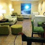 Foto di Holiday Inn Express & Suites Dickson City-Scranton