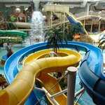 18 slides and attractions