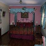  Our Guinevere Room with four poster bed