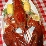 1 1/2lb - 8ln Steamed WHole Maine Lobsters