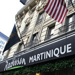 Radisson Martinique on Broadway NY