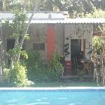 Φωτογραφία: El Roble Hostal  (Playa San Diego-El Salvador)