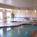  Indoor Pool and Spa (right beside the Exercise Room)
