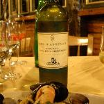  The local wine and the dish - Il Moletto - Porto Santo Stefano