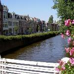 Canal Raamsingle Haarlem