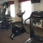  Fitness Room!
