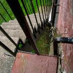 gutters and stairs need repair