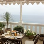 Vistas desayuno...Lo mejor   Views of breakfast   Lovely views..