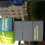 Foto de Holiday Inn Express Frankfurt-Airport