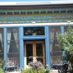 Teahouse front