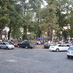 Plaza Vasco de Quiroga