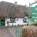 the white sage restaurant, adare, ireland