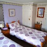 St. Edmundsbury Bed and Breakfast resmi