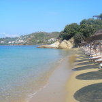 Vromolimnos Beach