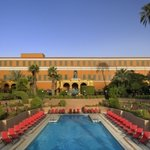 Cairo Marriott Hotel & Omar Khayyam Casino