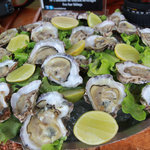  Fresh Kilifi oysters