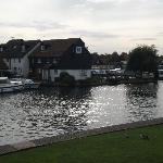 Wroxham - the view