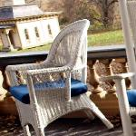 Park McCullough porch seating
