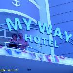 Foto van My Way Hotel