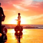 Sunset Beach tours on Segway Jaco