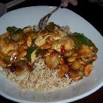 Cashew Chicken