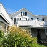 Inn at Quogue - Rear Entrance