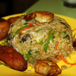 Cuban Fried Rice at Bongos