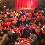 Hoop-De-Doo Revue from the Balcony