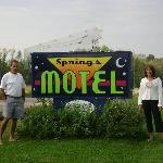 The Springs Motel resmi