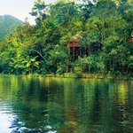 Silky Oaks main lodge situated in the majestic rainforest mountains of the Daintree National Par