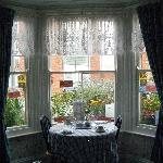 The Breakfast Room - Bay Window Table