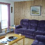  Living room of Cedar House B &amp; B