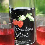  The infamous and delicious Strawberry Blush Wine