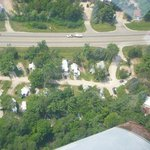  Aerial view of Birchwood off of M 115