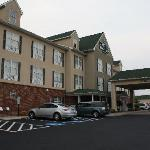 Country Inn & Suites Harrisonburg Foto