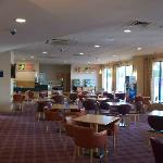 Foto di Holiday Inn Express Bristol City Centre