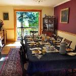 Joyce House dining room
